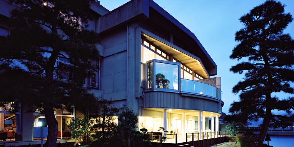 天橋立ホテル大浴場