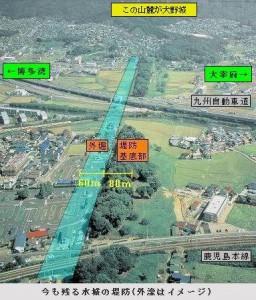 水城のイメージ