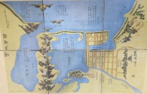 住吉古地図