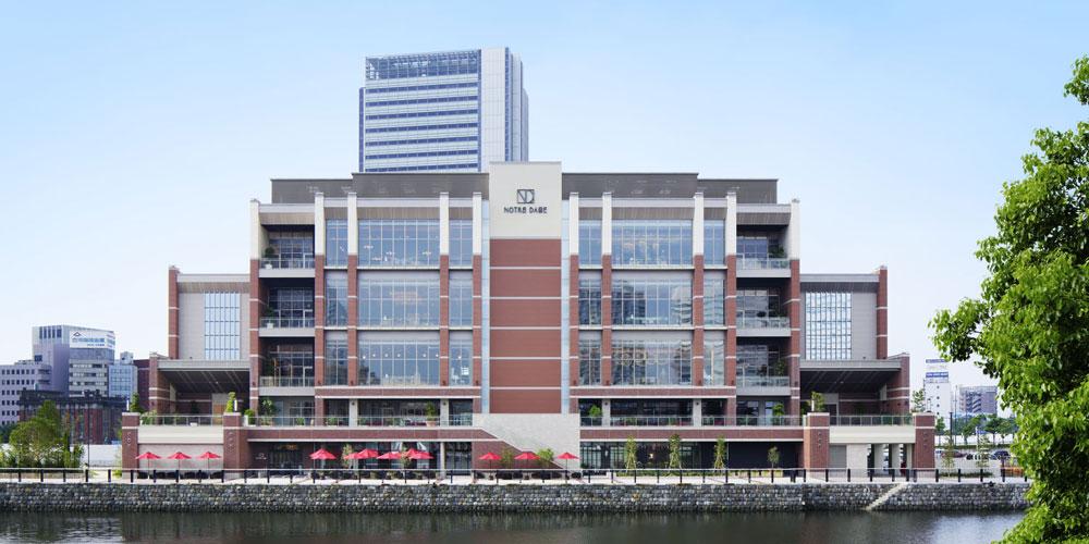ノートルダム横浜 新築工事