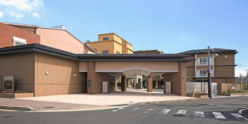 京都文教中学・高等学校新棟 新築工事