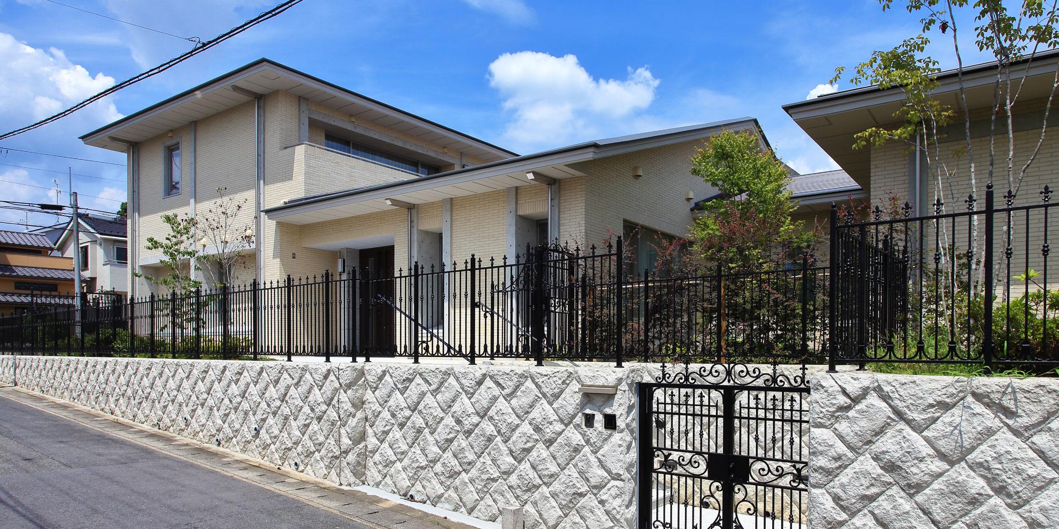 伏見桃山の家